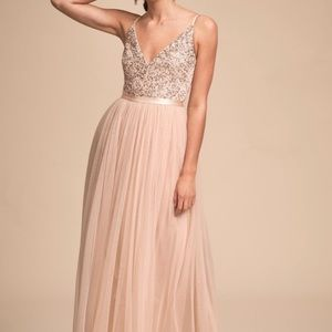 BHLDN Avery Oyster Size 8 - only worn once!